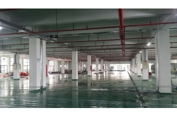 LED display Department new factories in Huizhou--workshop test distribution project