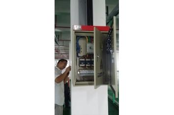 洲明惠州LED显示屏事业部新工厂--车间测试配电项目