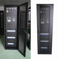 Column head intelligent power distribution cabinet